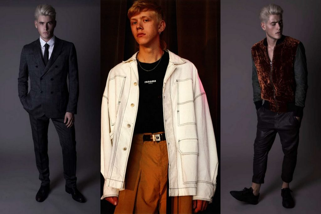 Collection Renoma Automne/Hiver 2017