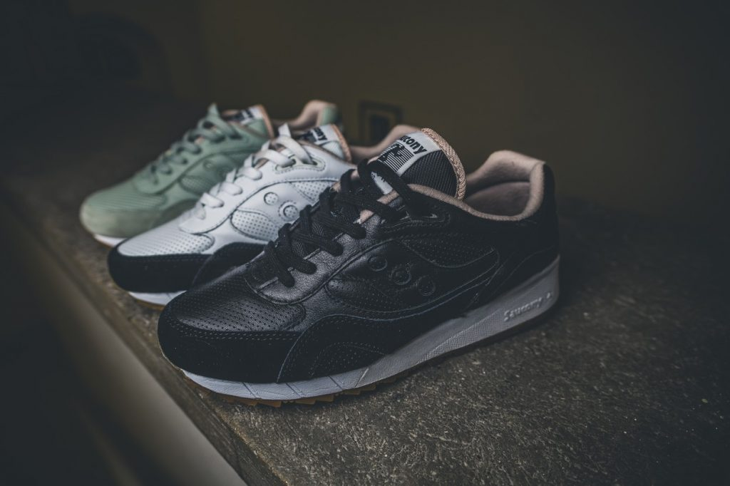 Pack Saucony Shadow 6000 Automne/Hiver 2017