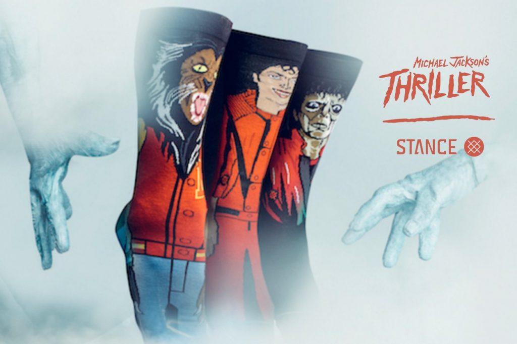 Stance x Michael Jackson Thriller
