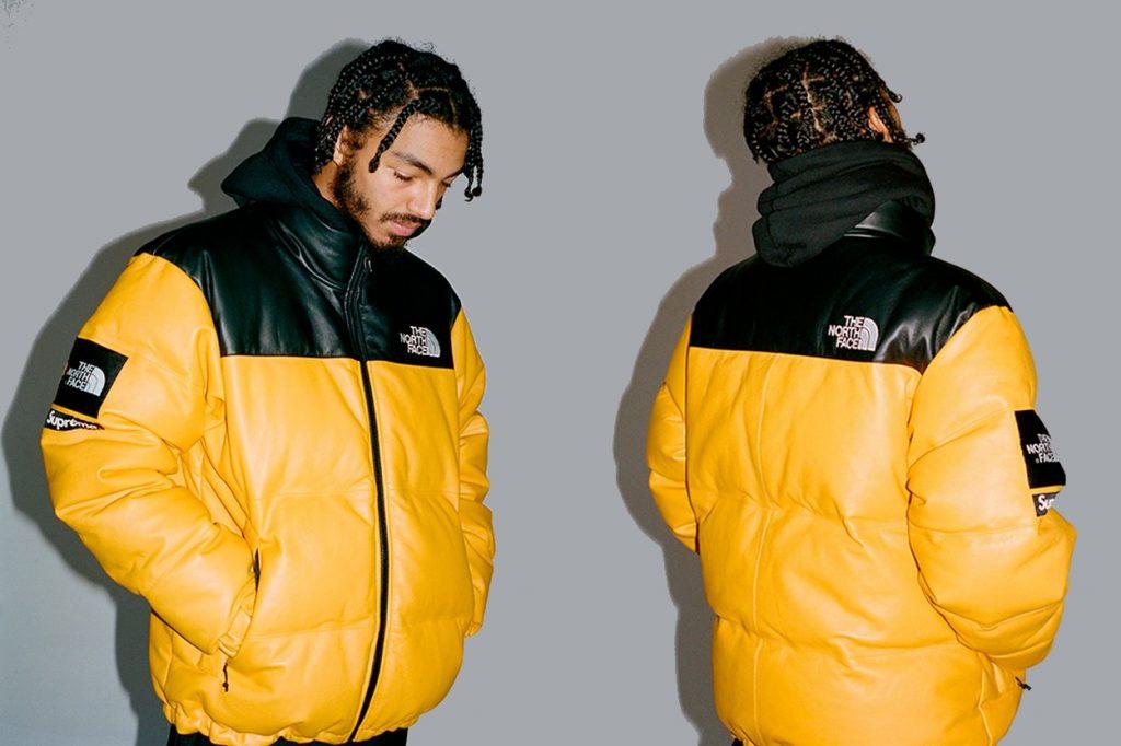 Supreme a collaboré avec The North Face pour l'Automne 2017