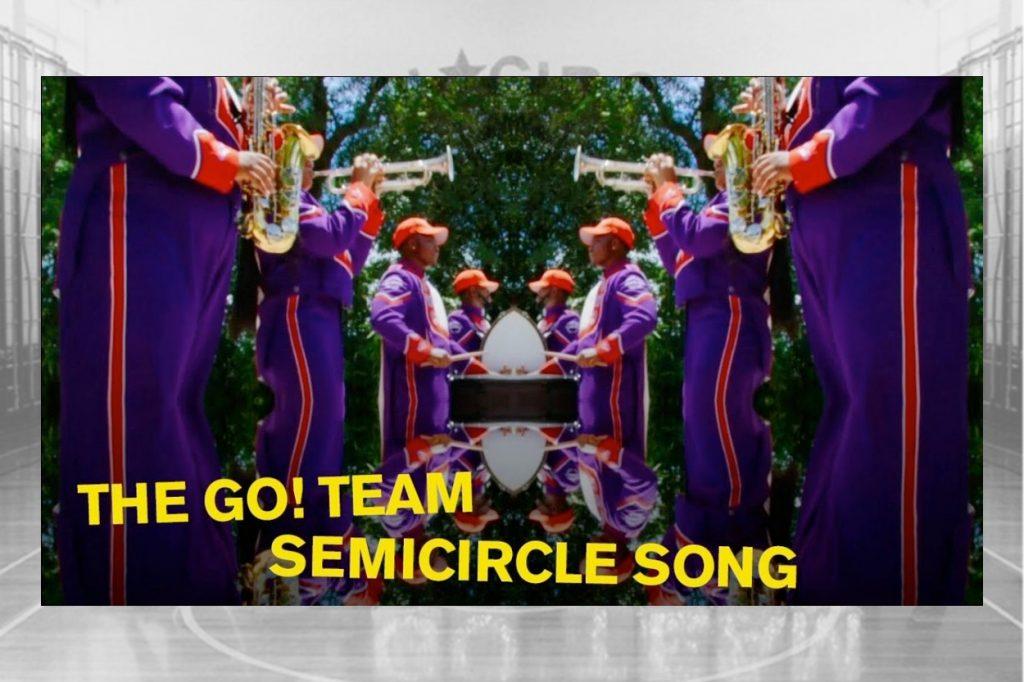 """The Go! Team est de retour avec le titre """"Semicircle Song"""""""
