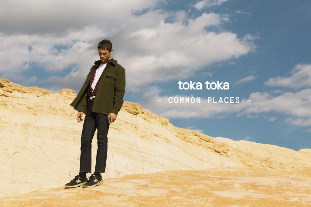 "Toka Toka présente sa collection ""Common Places"" Automne/Hiver 2017"