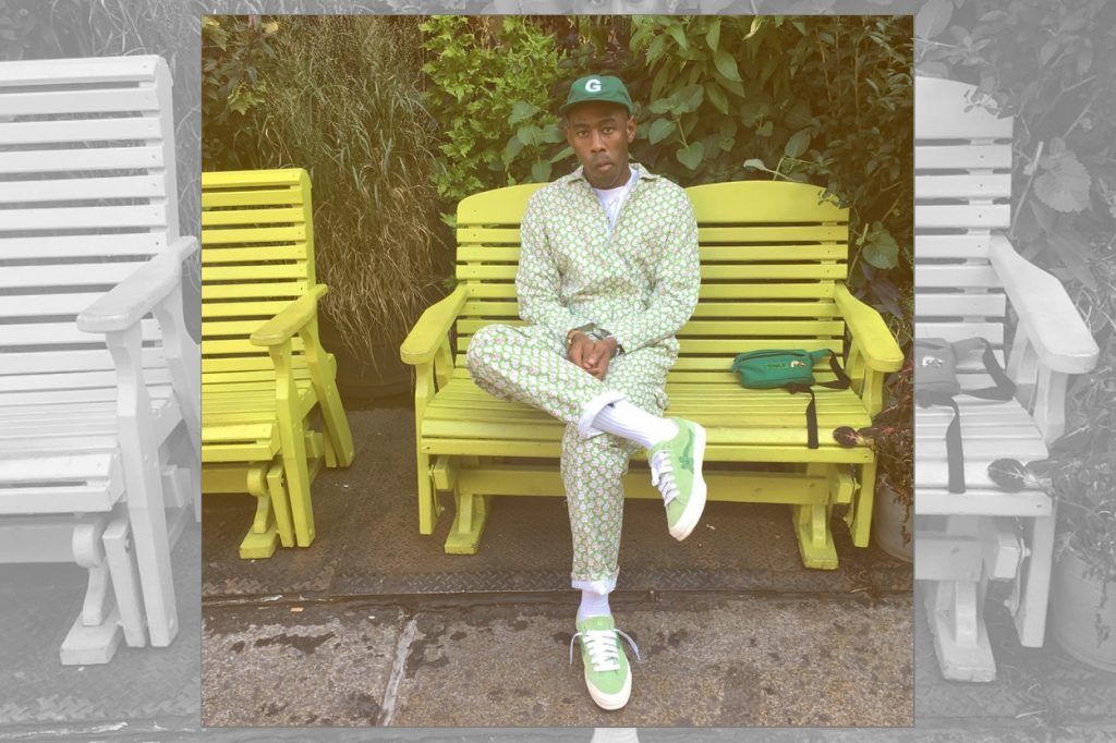 Tyler, The Creator Teases New One Star Design