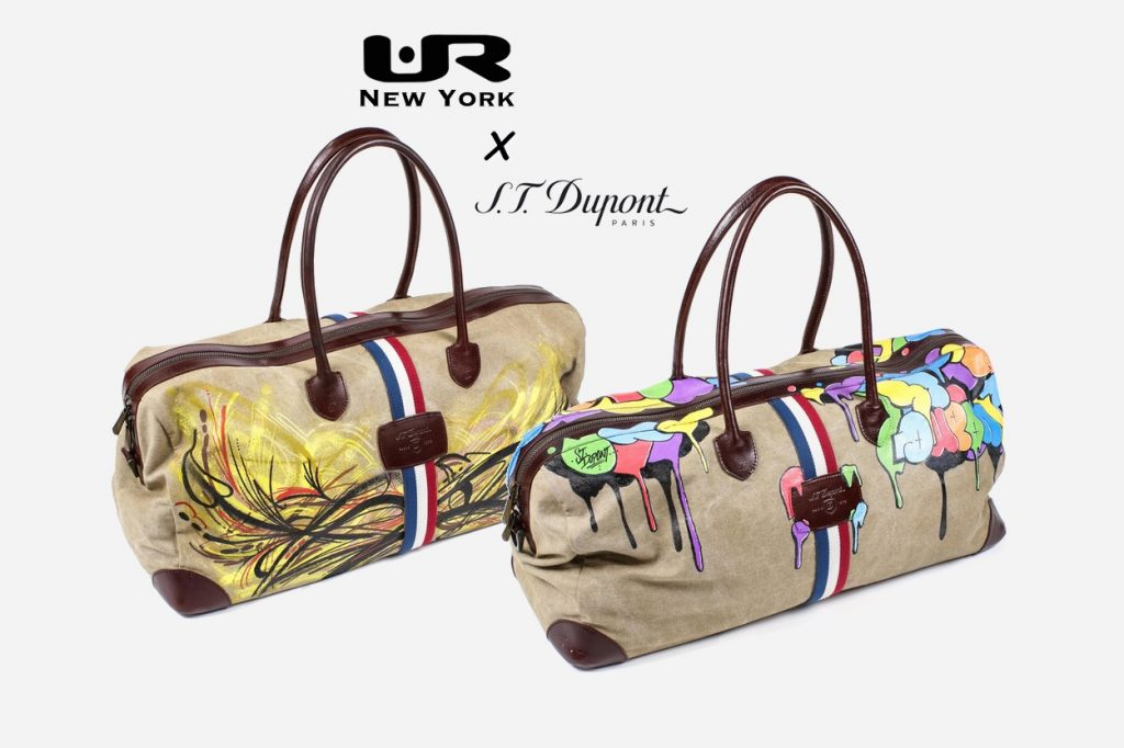 UR New York x S.T. Dupont Cosy Bag