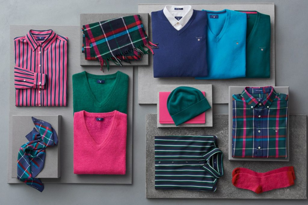 GANT réinvente le Black Friday avec sa collection Color Friday