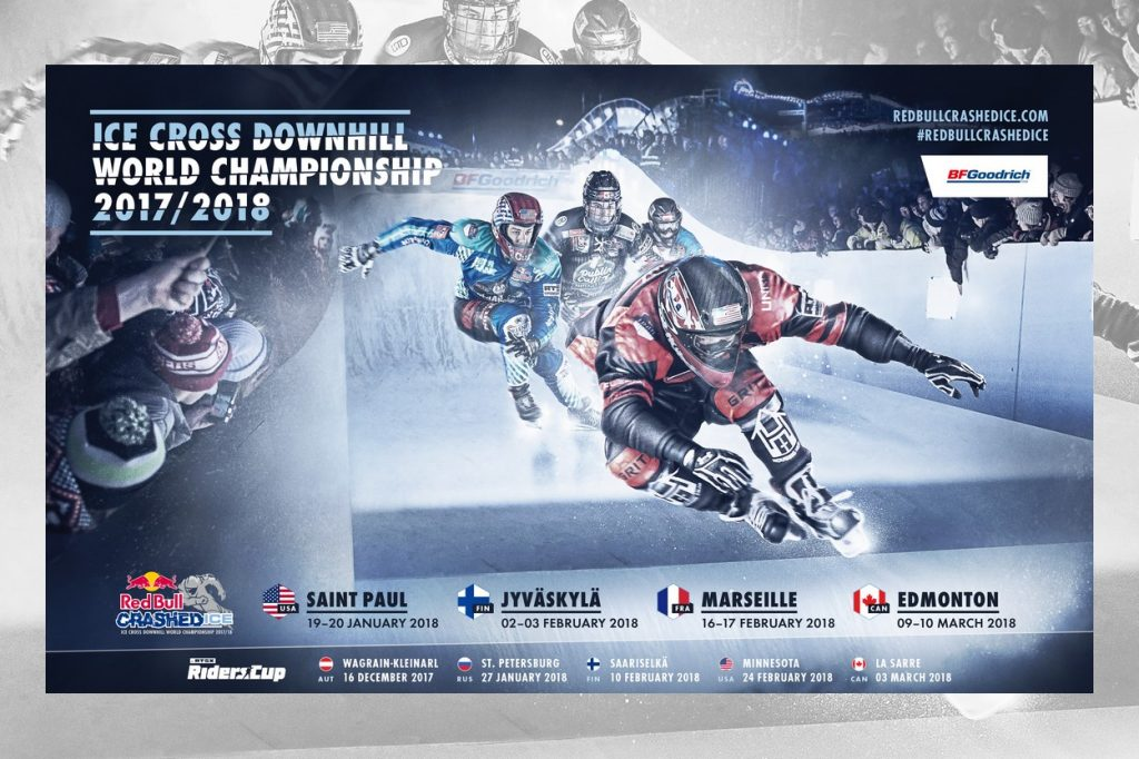 Red Bull Crashed Ice Marseille