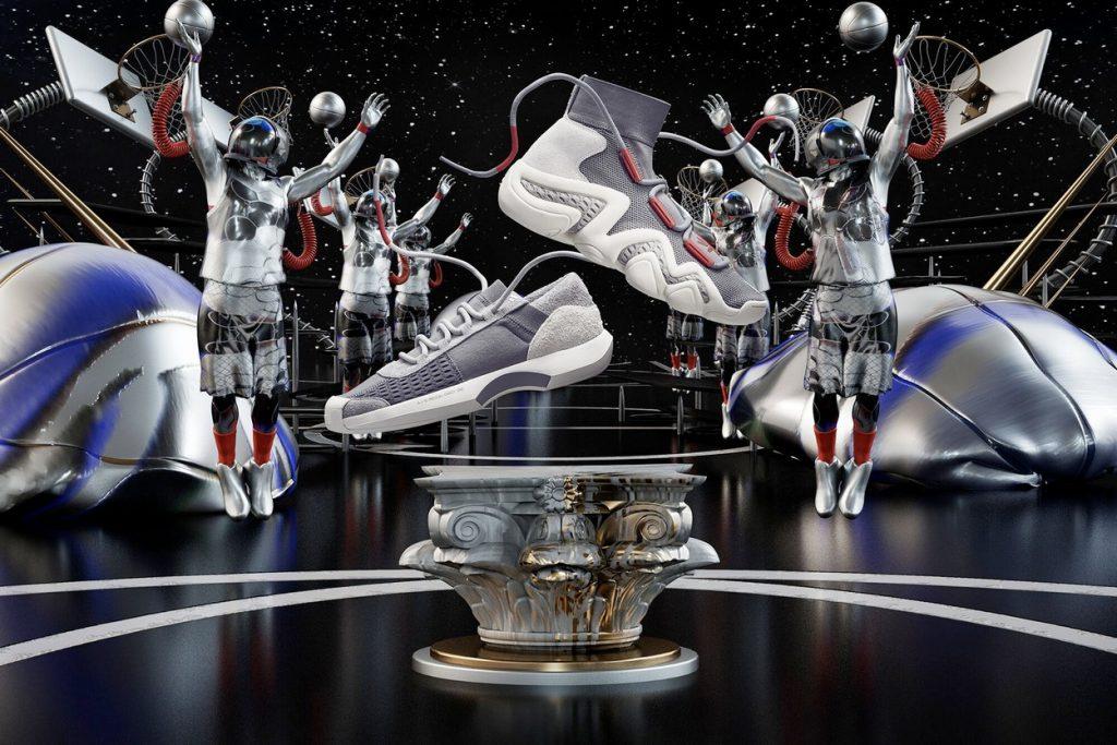 adidas Originals A//D Crazy 1 ADV & Crazy 8 ADV
