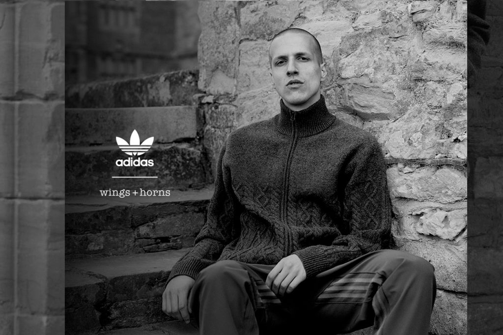 adidas originals by wings+horns A/H 2017