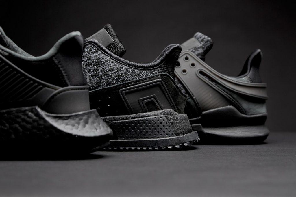 """adidas Originals EQT """"Black Friday"""" Pack"""