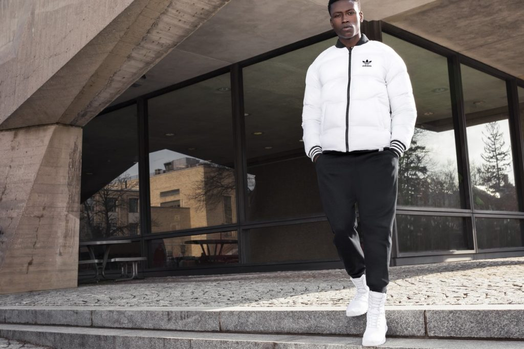 Collection adidas Originals SST Pure Hiver 2017