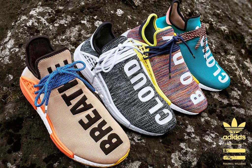 Pharrell Williams x adidas PW Human Race NMD Trail