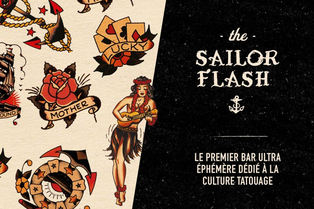 Bar éphémère The Sailor Flash