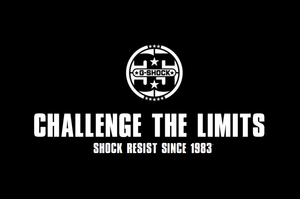 "Campagne G-Shock ""Challenge The Limits"""
