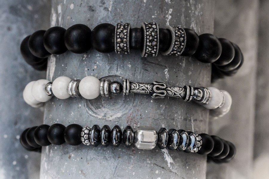 détaillant en ligne 6329f 54b2d CASTELD, créateur de bijoux pour hommes | Viacomit