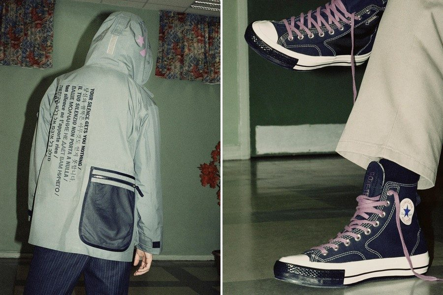 Collection capsule Converse x Slam Jam x Cali Thornhill