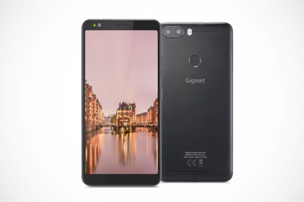 Gigaset lance 2 nouveaux smartphones, le GS370 et GS370 plus