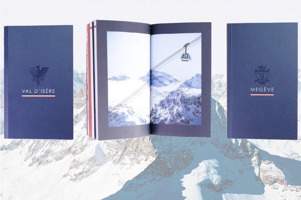 Les Guides des Stations aux Editions Fusalp