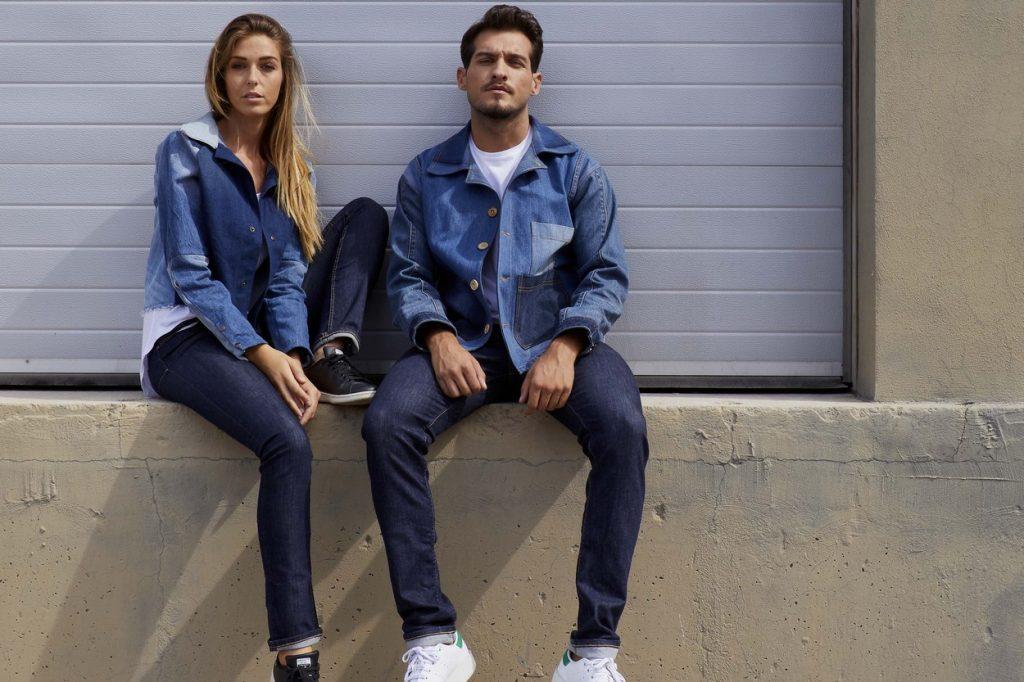Collection jeans recyclé par Kaporal