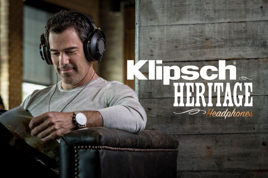 Klipsch rend hommage à son fondateur avec le casque Heritage HP-3