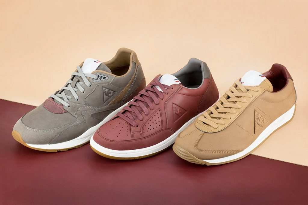 "Pack le coq sportif ""Maroquinerie"" Made In France"