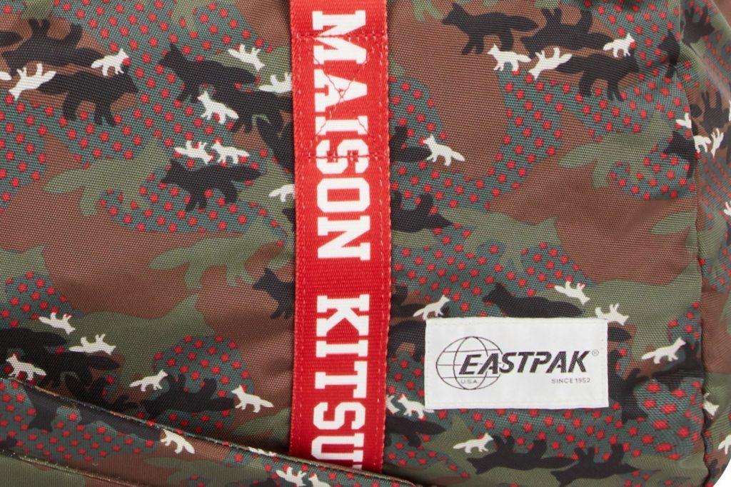 Maison Kitsuné x Eastpak
