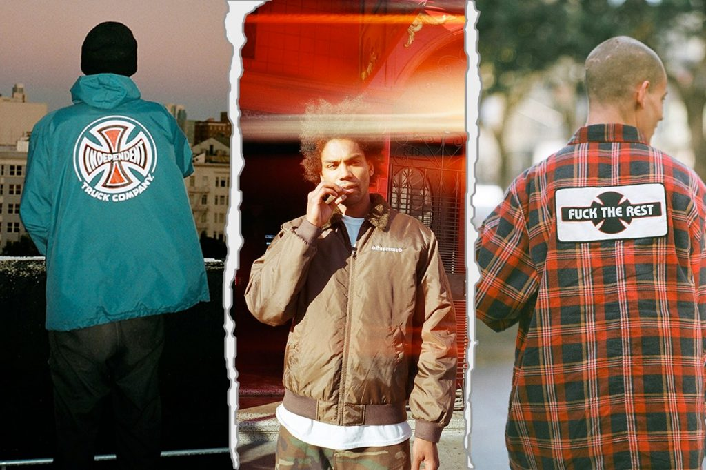 Supreme x Independent Automne 2017