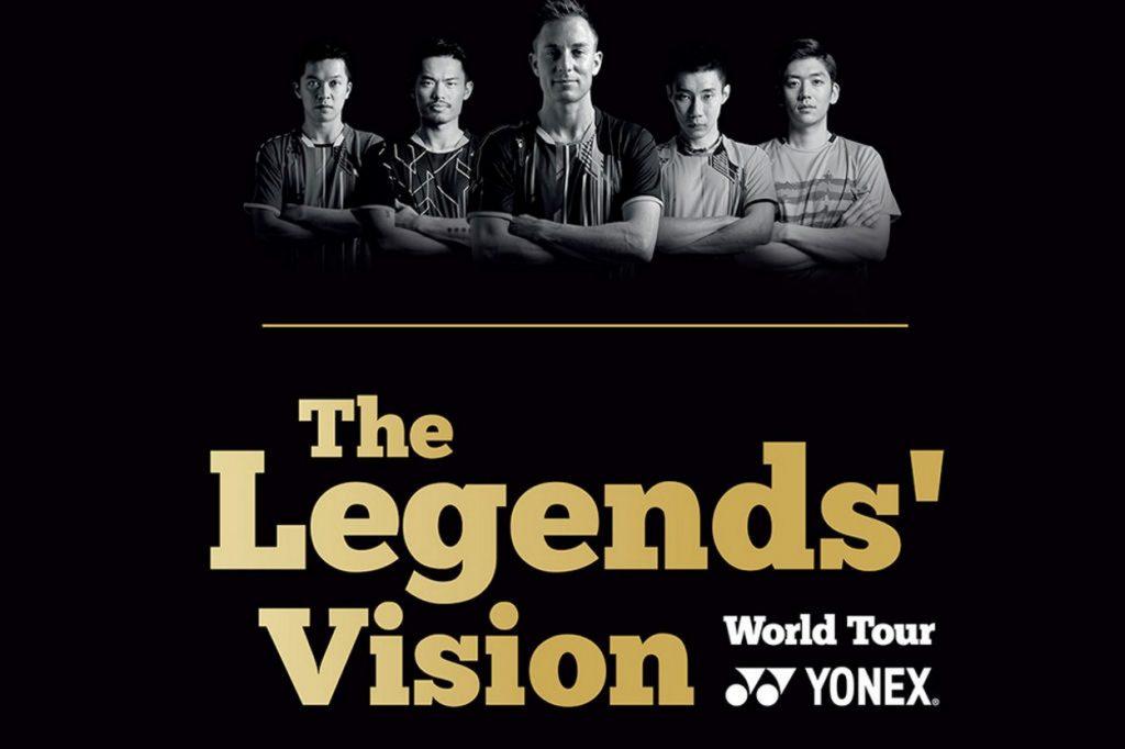 The Legends' Vision Paris 2017