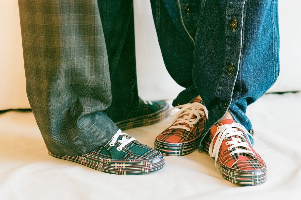 "Vans x Opening Ceremony ""Plaid Lampin"" Pack"