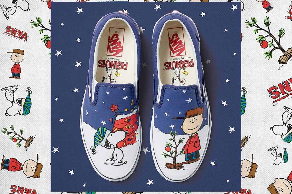 Collection Vans x Peanuts Holiday 2017