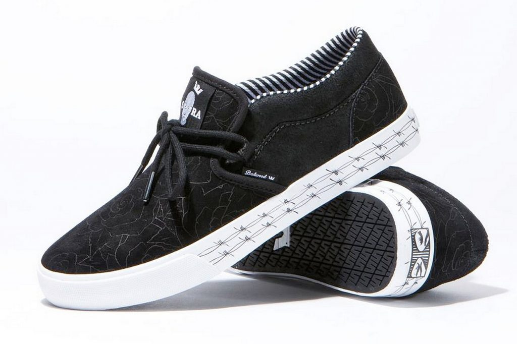 Badwood x SUPRA