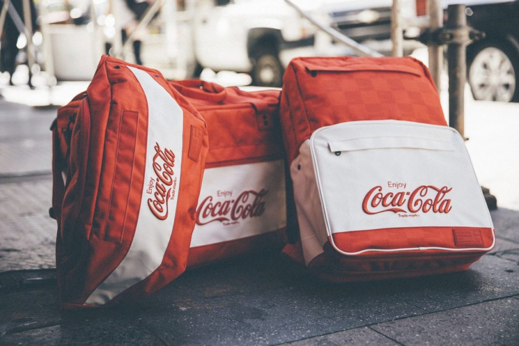 Capsule Coca-Cola by HEX