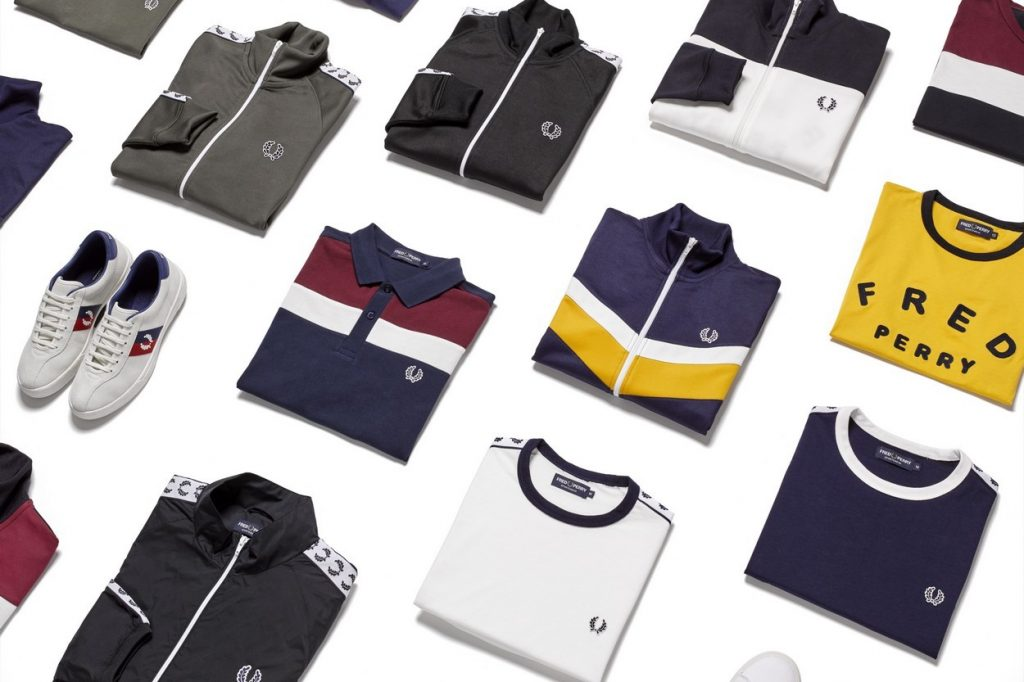 Collection Sports Authentic de Fred Perry