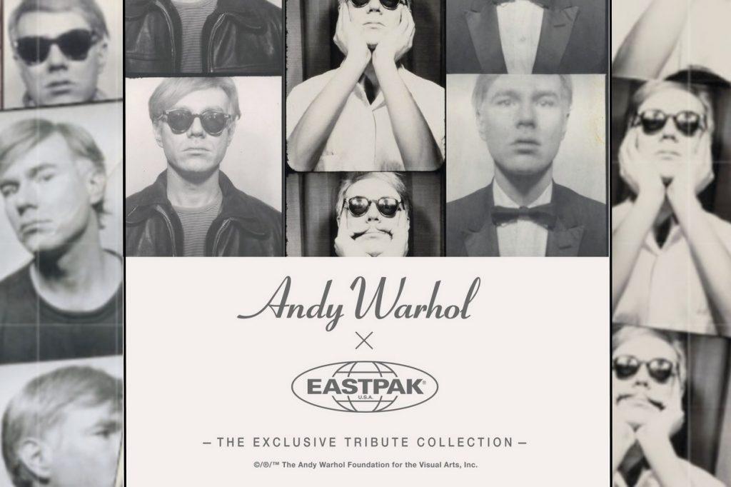 Andy Warhol x Eastpak