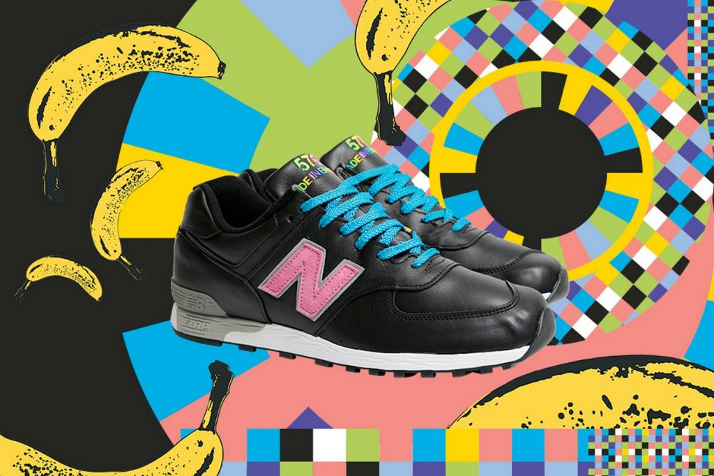 "New Balance x Footpatrol M576FPF ""Made in UK"""