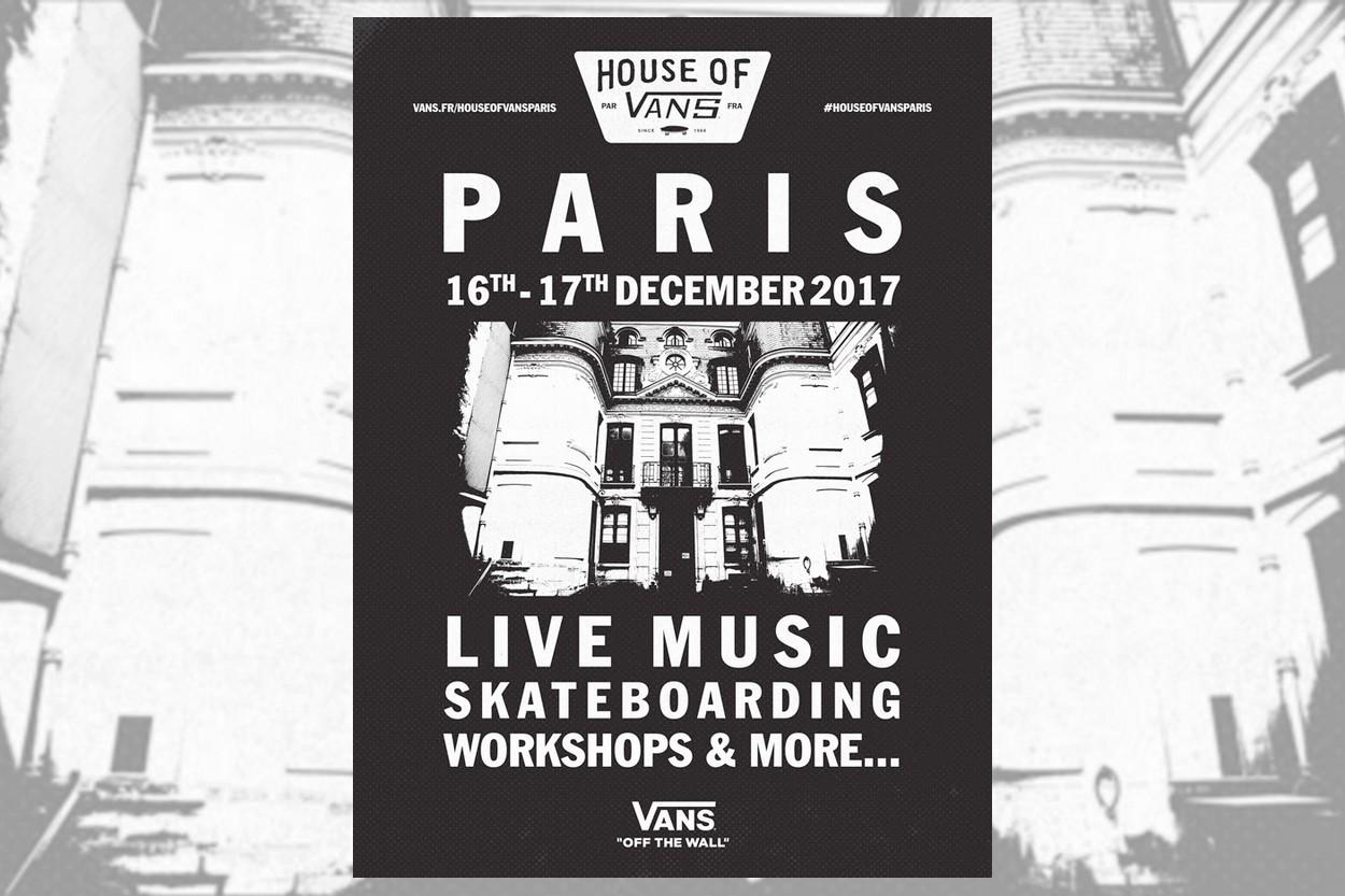 House of Vans Paris