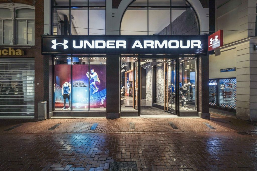 Under Armour Amsterdam