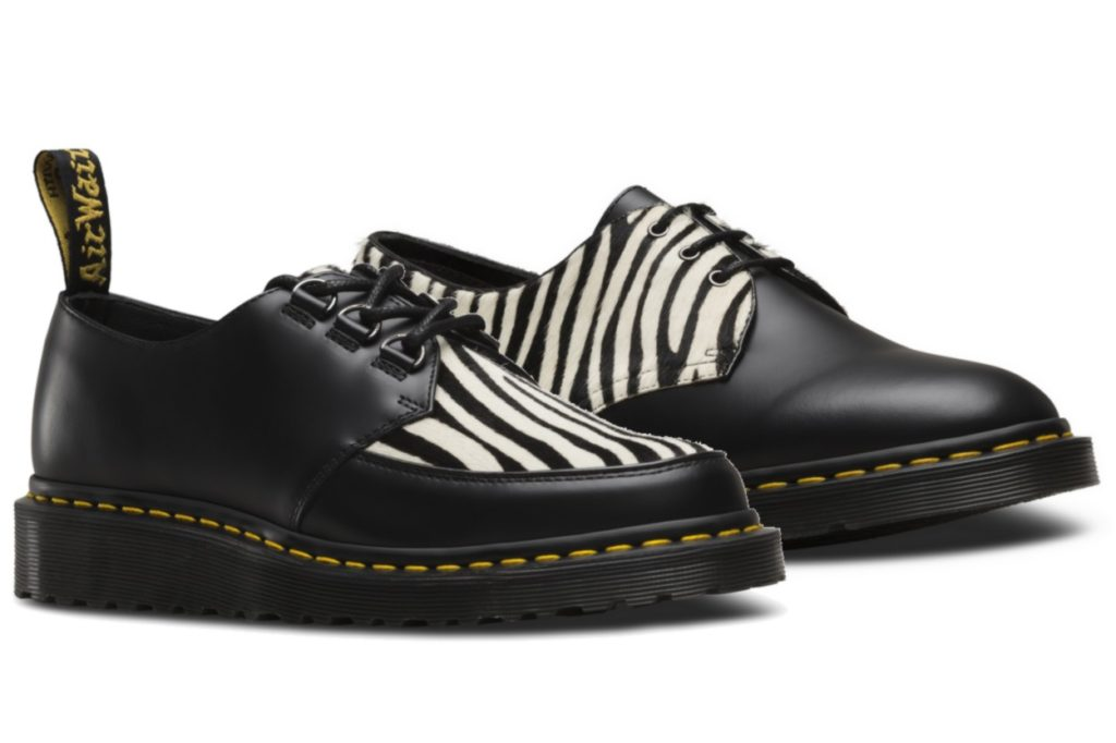 Collection Dr. Martens Zebra