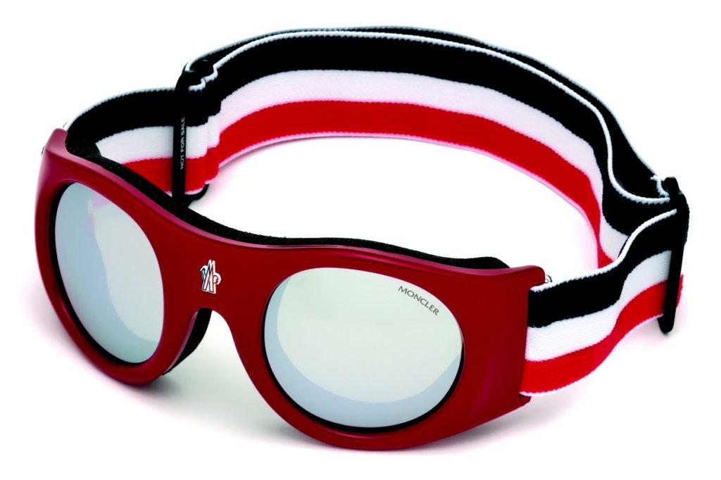 Masque Moncler Eyewear