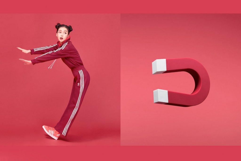Coup d'œil à la collection adidas Originals adicolor Printemps/Été 2018