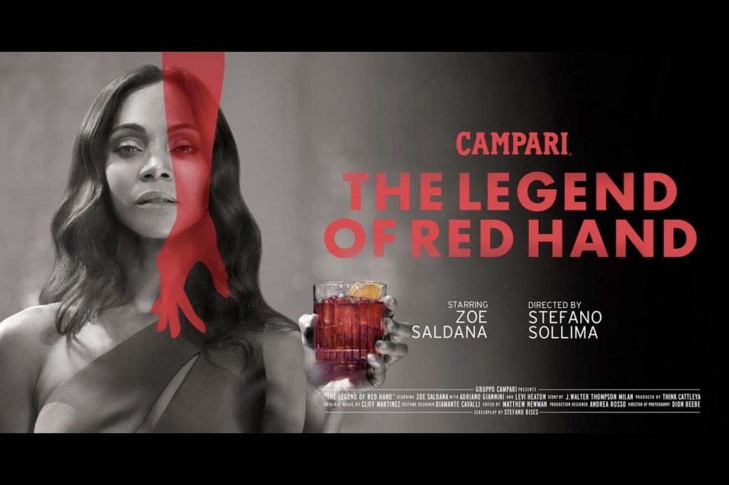 Campari Red Diaries - The Legend of Red Hand