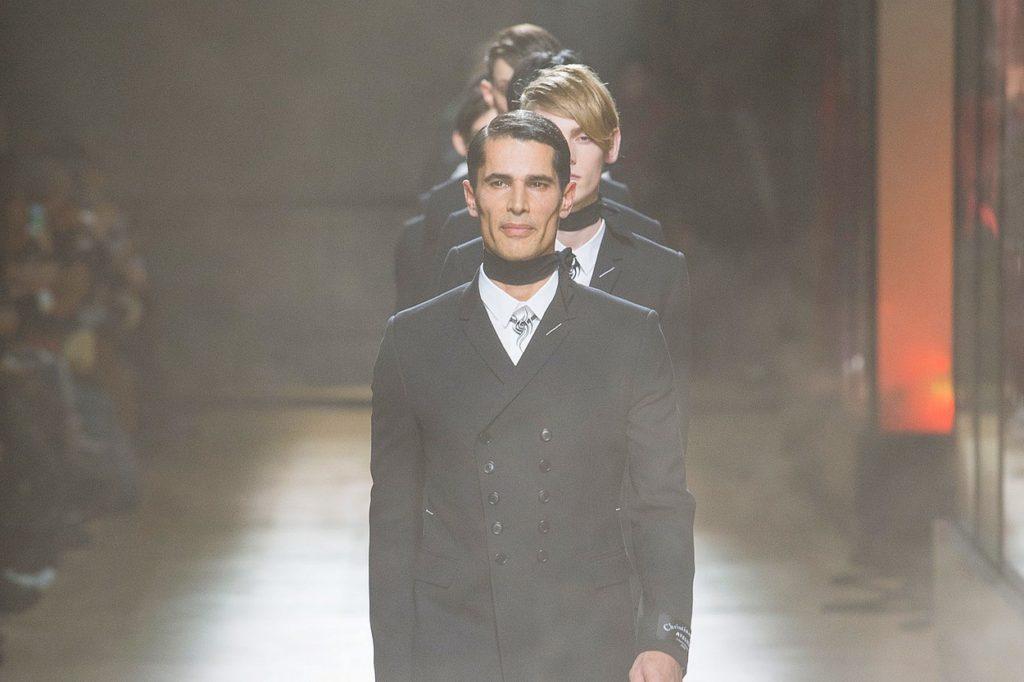 Défilé Dior Homme Automne/Hiver 2018