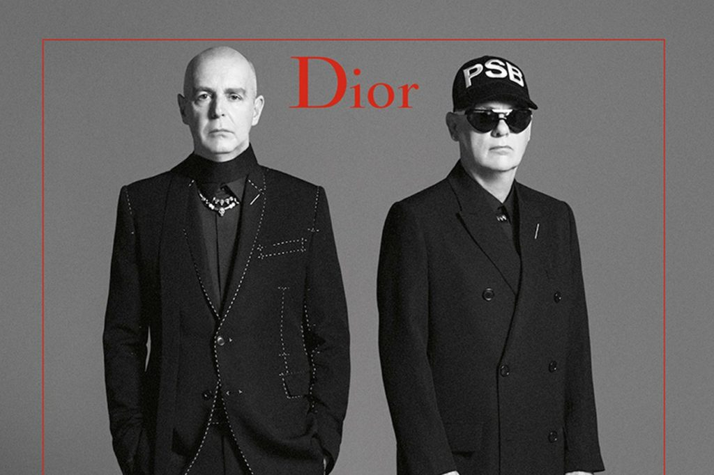 Campagne Dior Homme Printemps/Été 2018