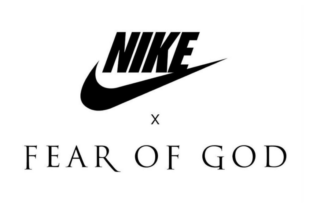 Une collaboration Fear Of God x Nike pour 2018 ?