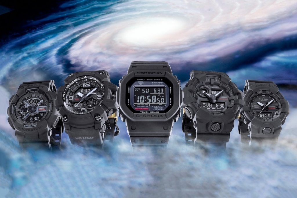"G-Shock ""Big Bang Black"""