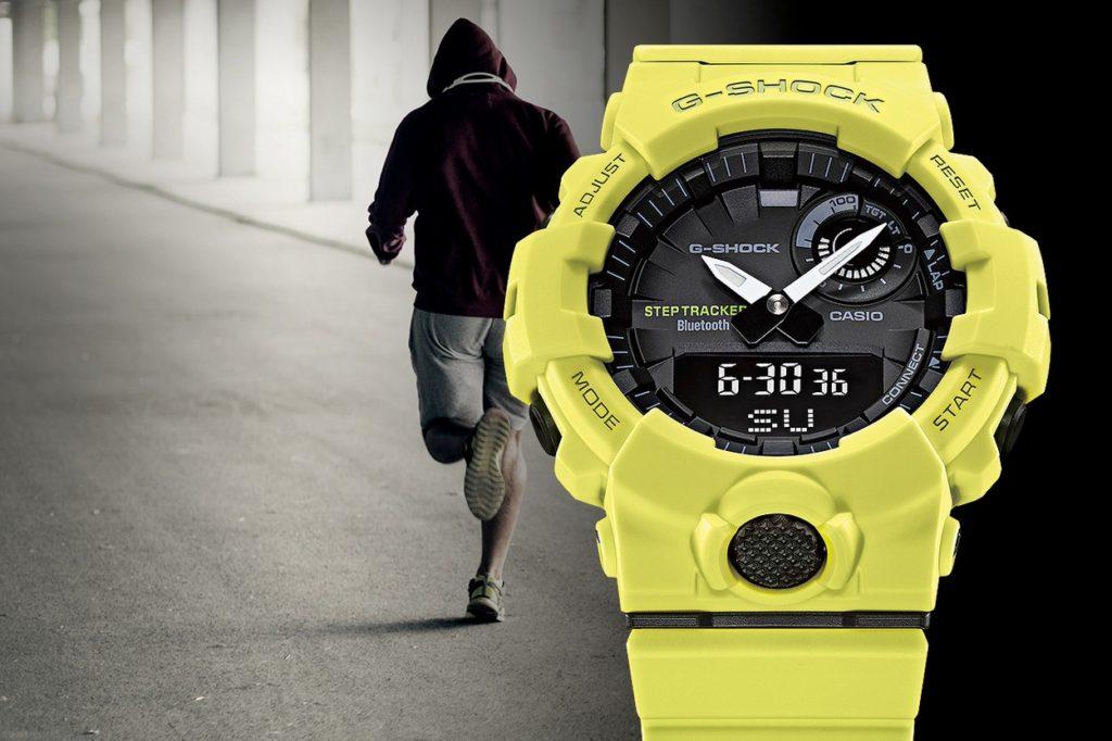 G-Shock G-SQUAD GBA-800