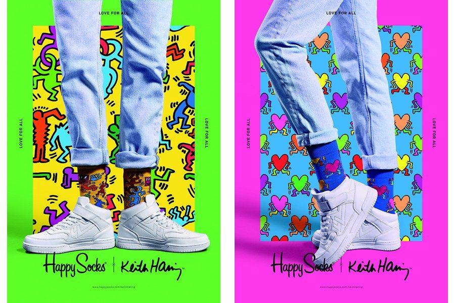 happy-socks-x-keith-haring-01