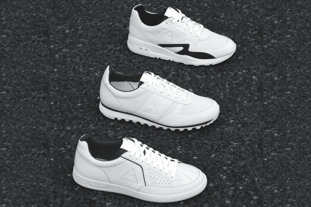 "Pack le coq sportif ""Smoking"""