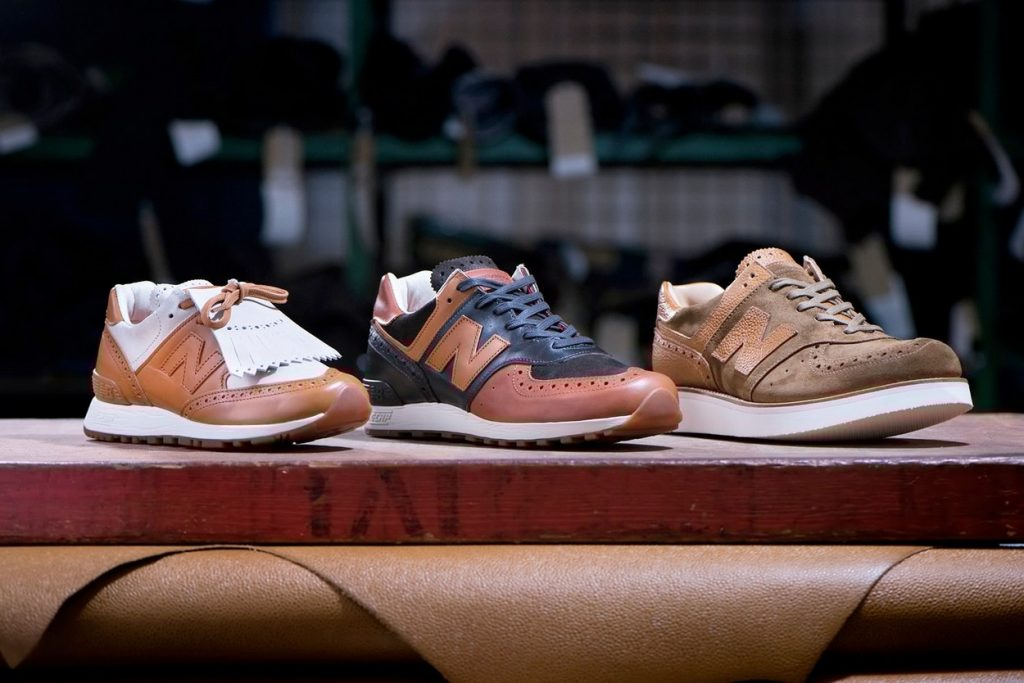 "New Balance x Grenson ""Phase Two"""