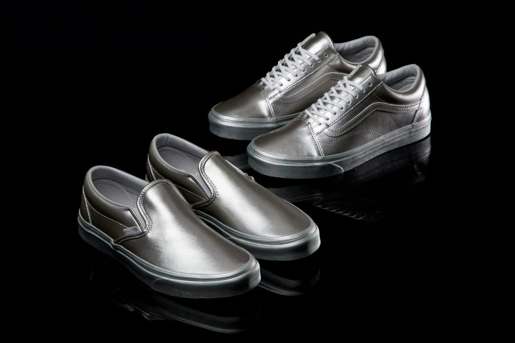 """Vans """"Silver"""" Pack"""