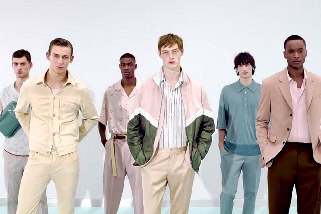 Campagne Zara Man Printemps/Été 2018